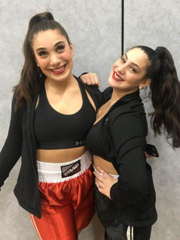 Gia and Ava