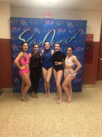 Senior soloists are Starquest